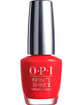 Unrepentantly Red - Infinite Shine - OPI
