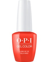 Living on the Bula-Vard! - GelColor - OPI