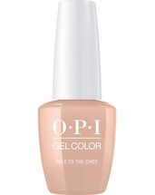 Pale to the Chief - GelColor - OPI