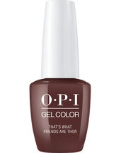 That's What Friends Are Thor - GelColor - OPI