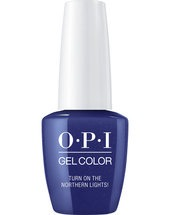 Turn On the Northern Lights! - GelColor - OPI