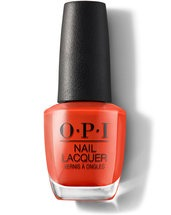 A Red-vival City - Nail Lacquer - OPI