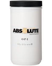 Absolute Truly Natural Powder - Acrylic Liquids & Powders - OPI