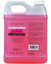 Acetone Free Polish Remover - Pro Removers - OPI