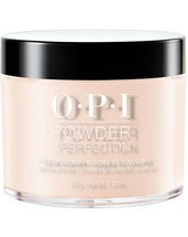 OPI Powder Perfection dipping powder in Be There in a Prosecco