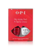 Big Apple Red Nail Art Duo