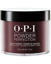 OPI Powder Perfection Black Cherry Chutney dipping powder