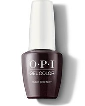 Black to Reality - GelColor - OPI