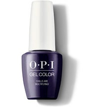 OPI Grease Collection GelColor Chills Are Multiplying! Nail Polish 15 mL bottle