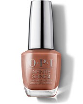 OPI Infinite Shine nail polish in Chocolate Moose