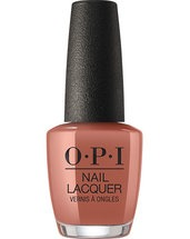 OPI Nail Lacquer bottle Chocolate Mousse