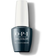 CIA = Color is Awesome - GelColor - OPI