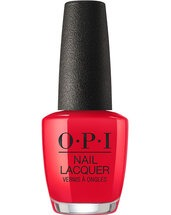 OPI Nail lacquer bottle Coca-cola Red