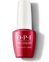 Color So Hot It Berns - GelColor - OPI