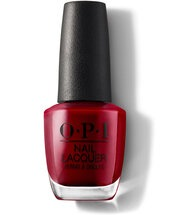 Danke-Shiny Red - Nail Lacquer - OPI