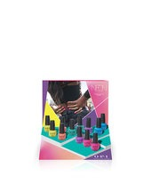 "Neons by OPI Nail Lacquer ""A"" 12Pc Chipboard Display"