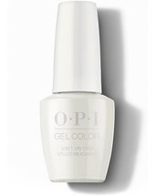Don't Cry Over Spilled Milkshakes - GelColor - OPI