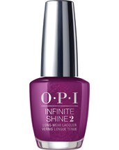 OPI LOVE OPI XOXO Collection Infinite Shine long-wear nail lacquer bottle Feel the Chemis-tree
