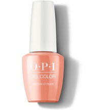 Freedom of Peach - GelColor - OPI
