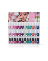 Tokyo Spring '19 GelColor / Infinite Shine / Nail Lacquer 42 PC Wall Display