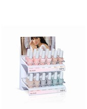 ALWAYS BARE FOR YOU '19 GELCOLOR 24 PC ACRYLIC DISPLAY - Collection Displays - OPI