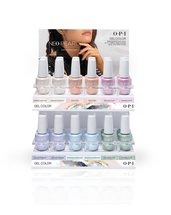 Neo-Pearl GelColor 24 pc Acrylic Display - Displays & Kits - OPI