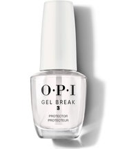 Gel Break - Protector Top Coat - Treatments & Strengtheners - OPI