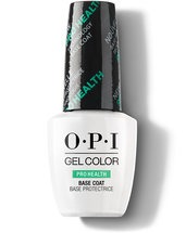 GelColor ProHealth Base Coat - Top & Base Coats - OPI