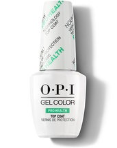 GelColor ProHealth Top Coat - GelColor - OPI