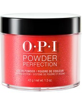 OPI Powder Perfection dipping powder in Gimme a Lido Kiss