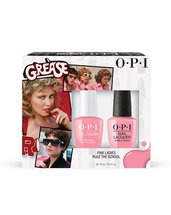 Grease GelColor and Nail Lacquer duo pack in Pink Ladies Rules The School