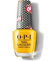 Hate To Burst Your Bubble - Nail Lacquer - OPI