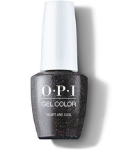 Heart and Coal - GelColor - OPI
