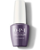 Hello Hawaii Ya? (Hawaii) - GelColor - OPI