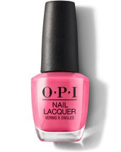 Hotter than You Pink - Nail Lacquer - OPI
