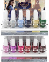 Nutcracker GelColor 24PC Acrylic Store Display - Collection Displays - OPI