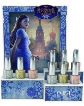 Nutcracker 9PC Infinite Shine Glitter Chipboard Display - Collection Displays - OPI