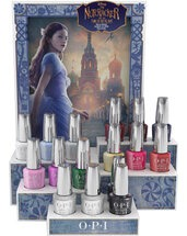 Nutcracker 16PC Infinite Shine Chipboard Display - Collection Displays - OPI