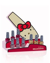 Holiday '19 Nail Lacquer 9PC Glitter Chipboard Display