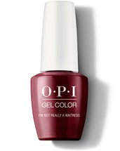 I'm Not Really a Waitress - GelColor - OPI