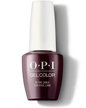 In The Cable Car-Pool Lane - GelColor - OPI