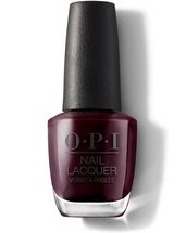 OPI Nail Lacquer bottle In The Cable Car-pool Lane