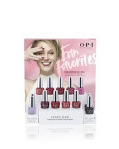 Fan Faves 13pc Counter Display - Displays & Kits - OPI