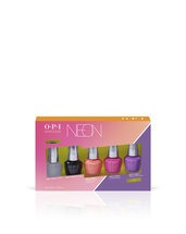Neons by OPI Infinite Shine 5Pc Mini-Pack