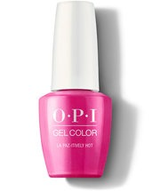 La Paz-itively Hot - GelColor - OPI