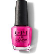 La Paz-itively Hot - Nail Lacquer - OPI