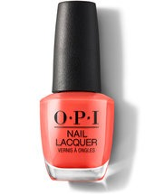 OPI Nail Lacquer Living on the Bula-vard