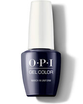 March in Uniform - GelColor - OPI