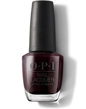 OPI Nail lacquer bottle Midnight in Moscow