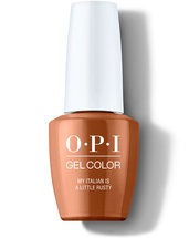 My Italian is a Little Rusty - GelColor - OPI